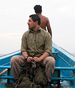 John Abraham in Madras Cafe