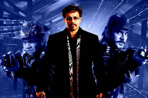 Sunny Deol in The Hero: Love Story of a Spy