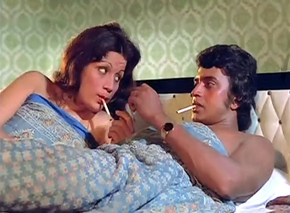 Mithun Chakraborty right in Surakshaa