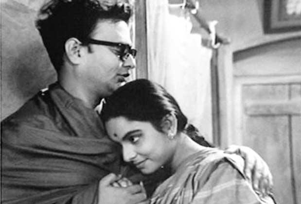 A scene from Satyajit Ray's Mahanagar.