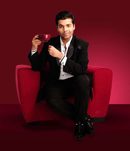 Karan Johar in Koffee with Karan