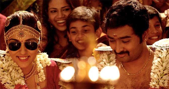 A scene from Kalyana Samayal Saadham