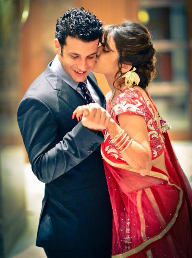 Ragini MMS actress Kainaz Motivala gets married
