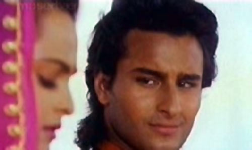 Saif Ali Khan in Pehchaan