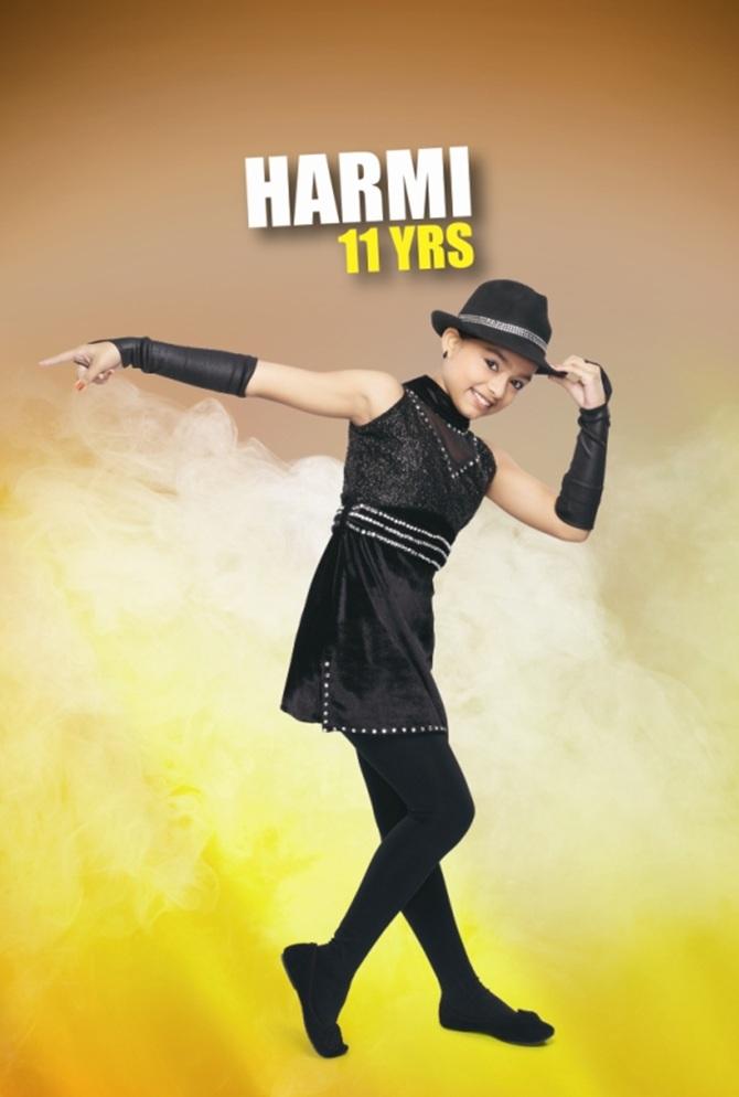 Harmi Darshan Patel