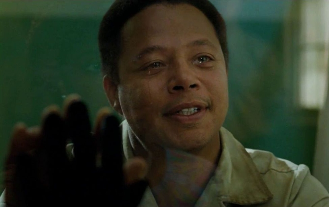 Terrence Howard in Winnie Mandela
