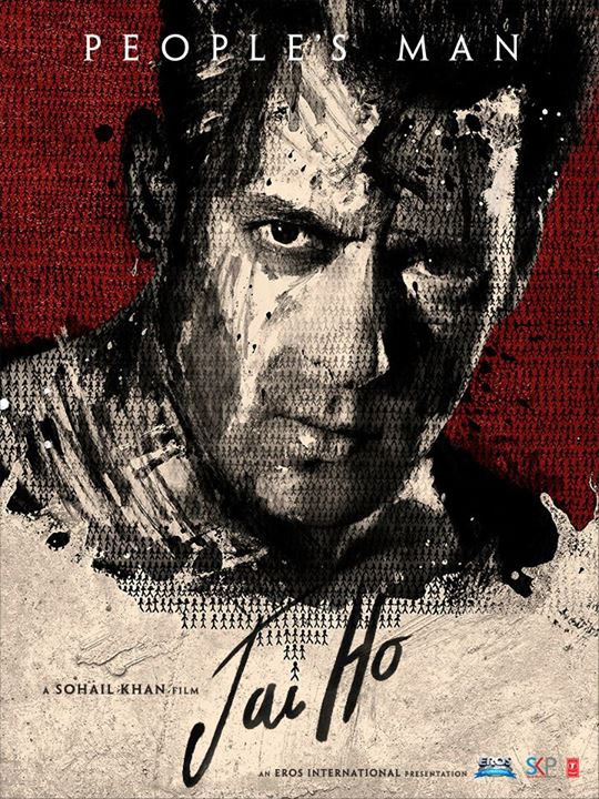 Movie poster of Jai Ho