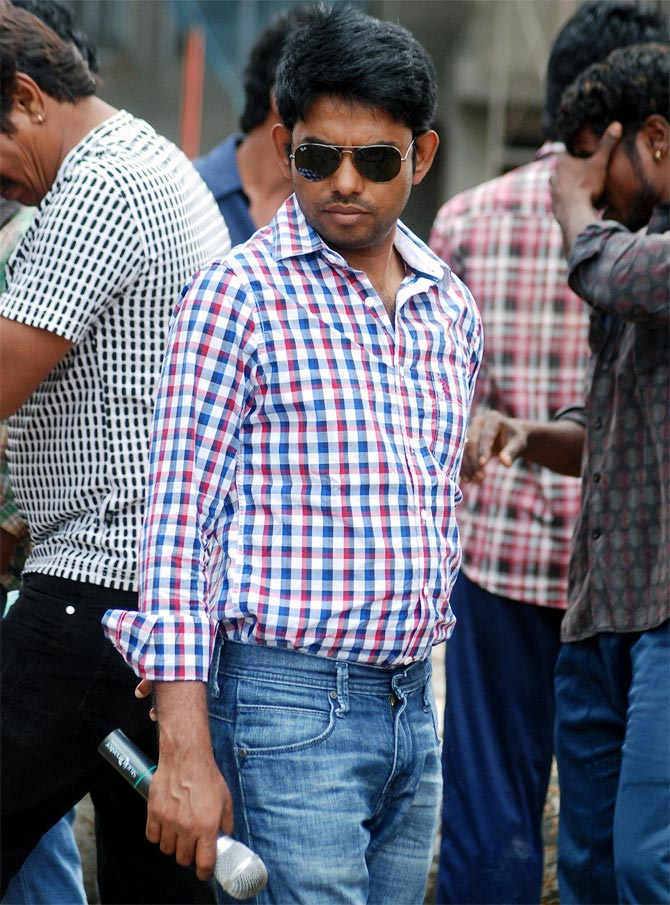 Director M Saravanan