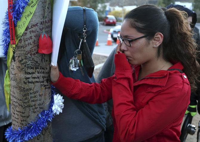 Photos Paul Walker S Touching Memorial Service Rediff