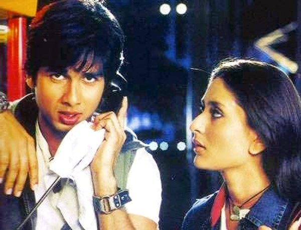 Shahid and Kareena Kapoor in 36 China Town