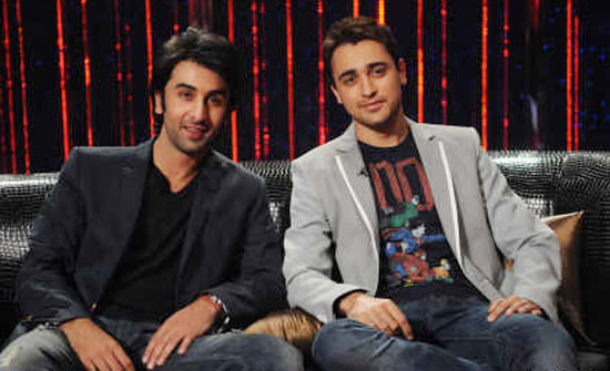Imran Khan and Ranbir Kapoor on Koffee with Karan
