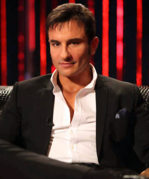 Saif Ali Khan on Koffee with Karan