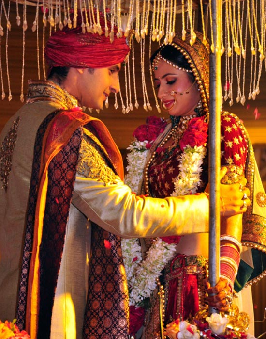 Sargun Mehta weds Ravi Dubey
