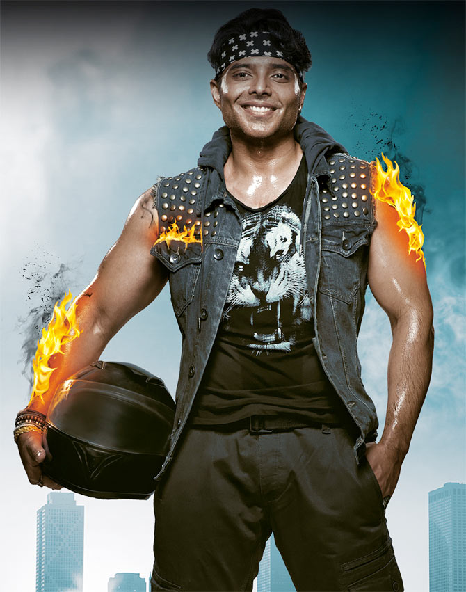 Uday Chopra in Dhoom 3