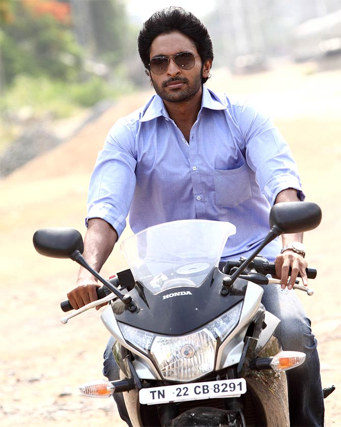 vikram prabhu actor