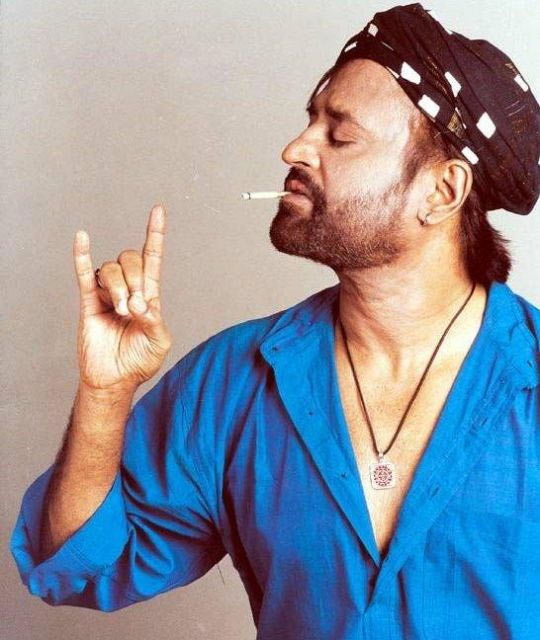 Rajinikanth in Baba
