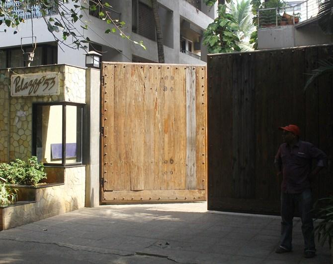 Hrithik Roshan's home