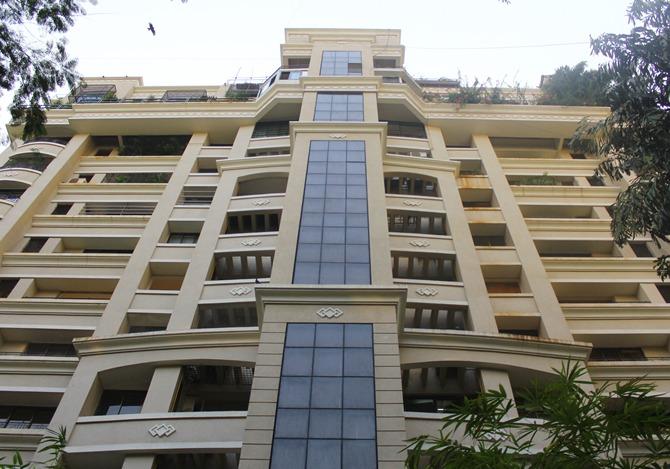 Sanjay Dutt's home