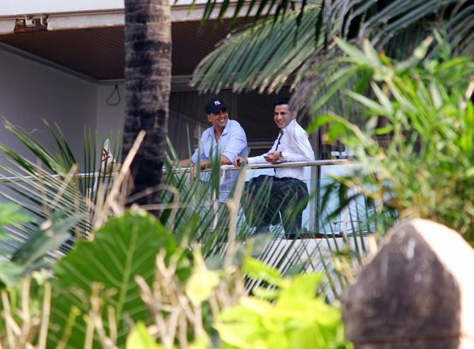 Aamir Hrithik Ranbir Farhan Posh Celebrity Houses Rediff Com Movies