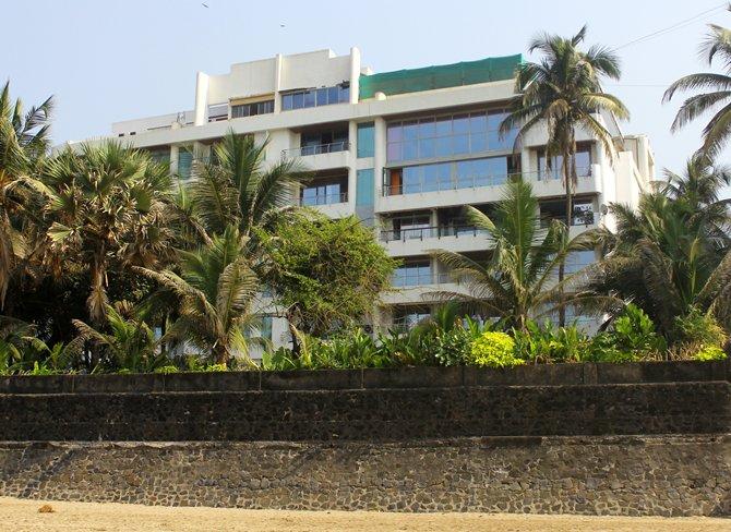 Akshay Kumar's home