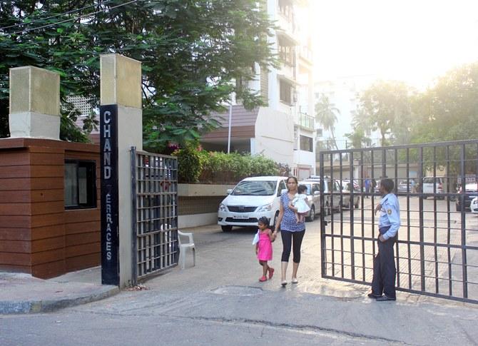 Arjun Rampla's home