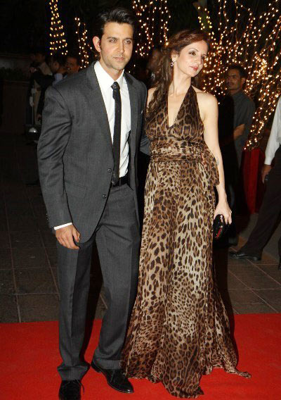 Hrithik and Sussanne