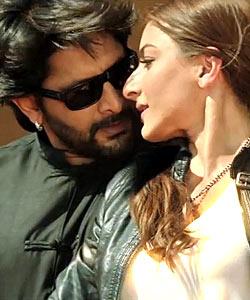 Arshad Warsi and Soha Ali Khan