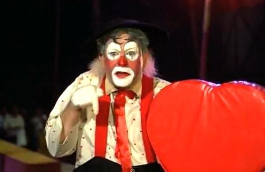 Raj Kapoor in Mera Naam Joker