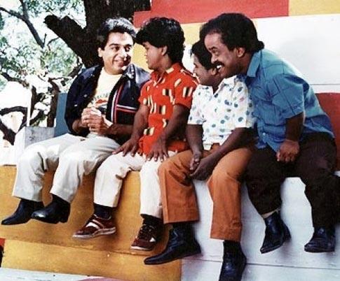 Kamal Haasan in Appu Raja