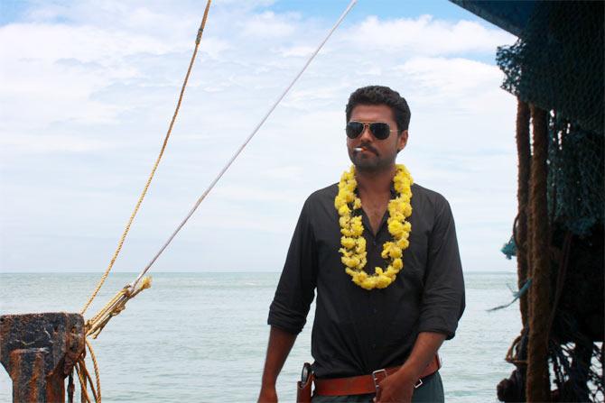 A scene from Ulidavaru Kandanthe