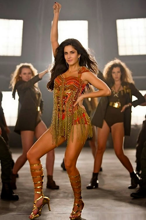 Katrina Kaif in Dhoom Machale Dhoom, Dhoom 3