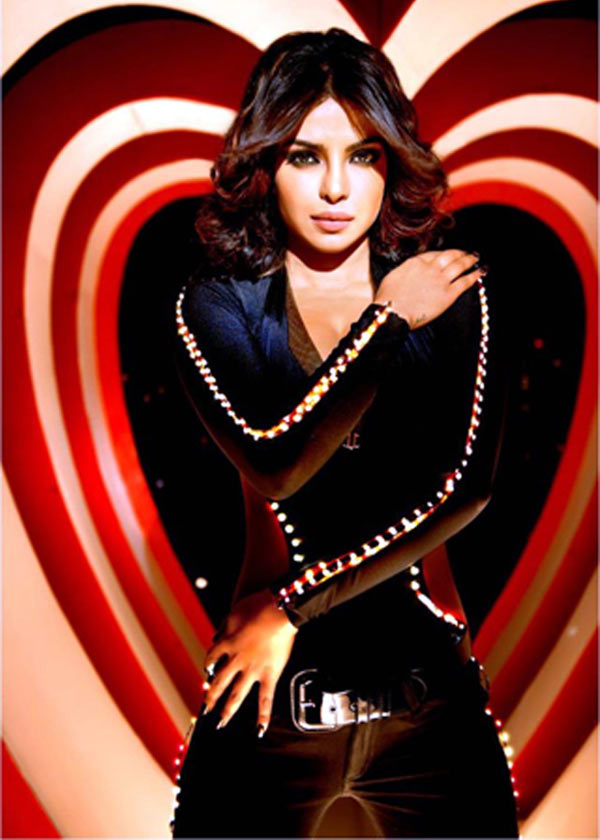Priyanka Chopra in Babli Badmaash, Shootout At Wadala