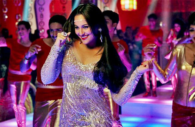 Sonakshi Sinha in Thank God It's Friday, Himmatwala