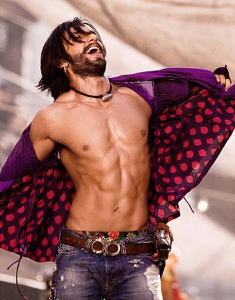 Ranveer Singh in Goliyon Ki Raasleela Ram Leela