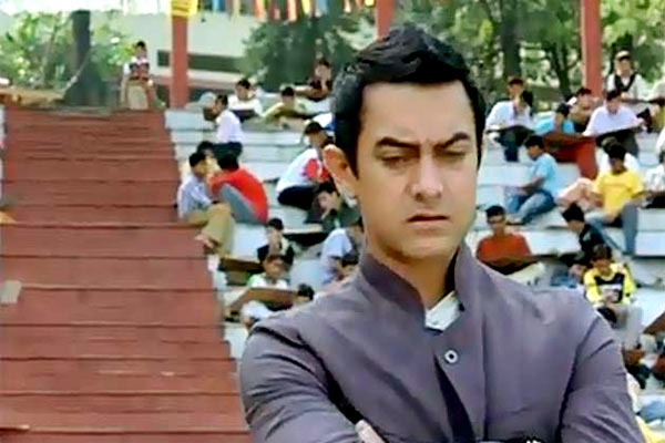 Aamir Khan in Taare Zameen Par