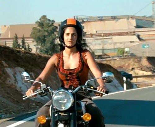Katrina Kaif in Zindagi Na Milegi Dobara
