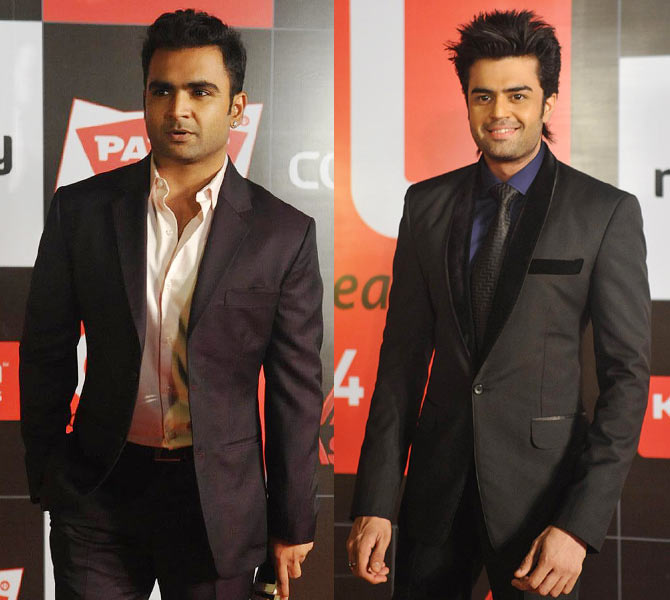 Sachiin Joshi and Manish Paul