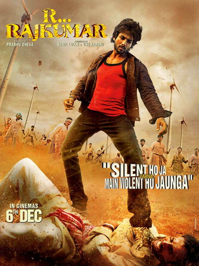Poster of R... Rajkumar