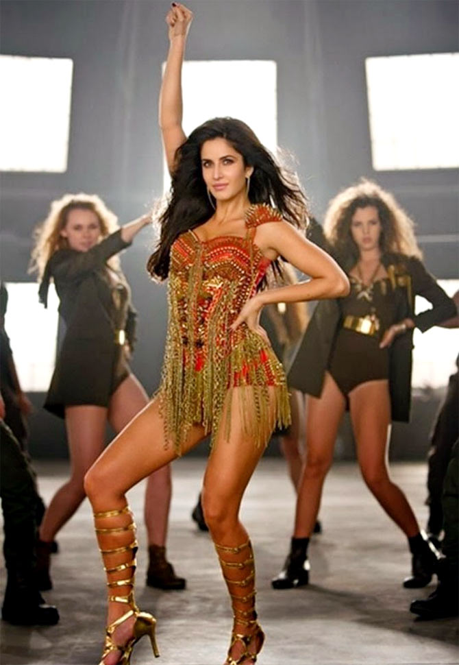 Katrina Kaif in Dhoom