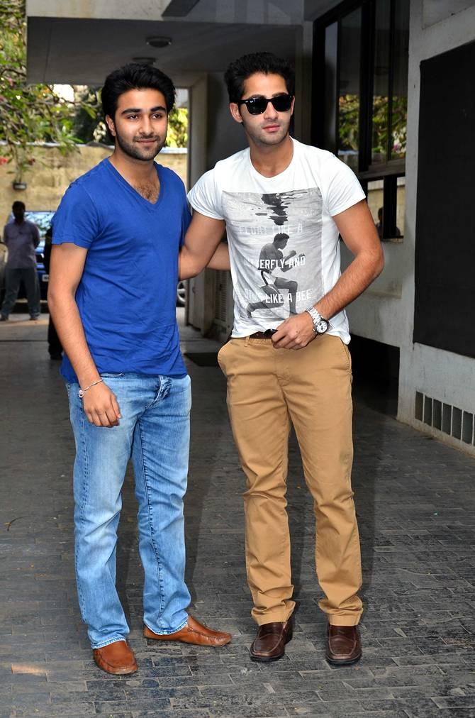 Armaan and Aadar Jain