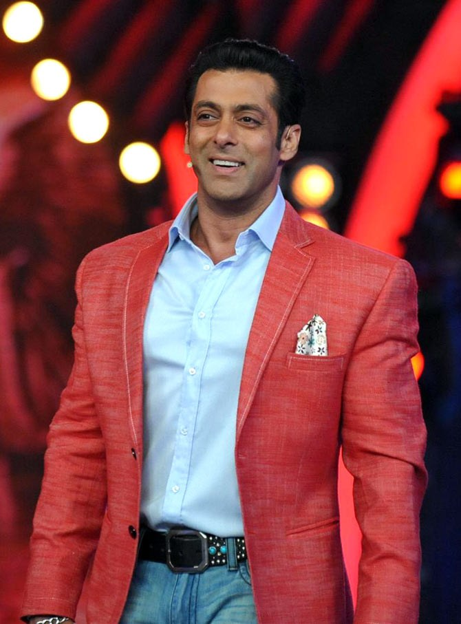 Salman Khan on Bigg Boss 7