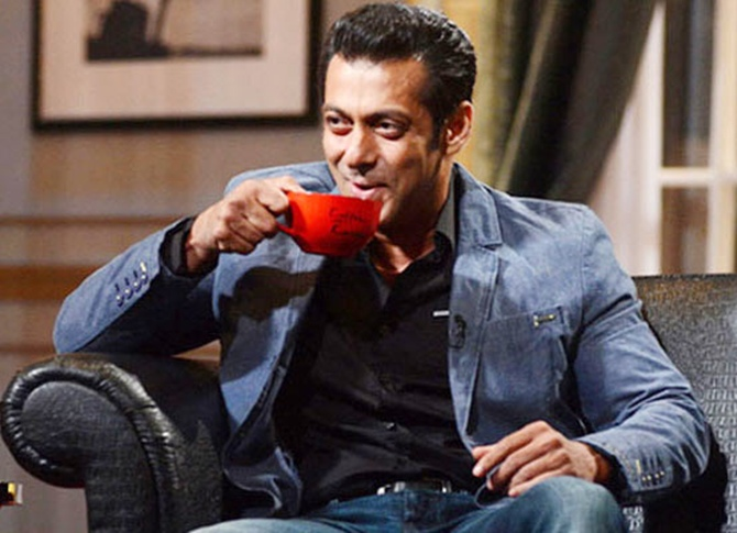 Salman Khan on Koffee With Karan