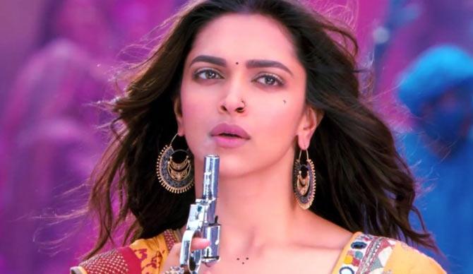Deepika Padukone in Goliyon Ki Raasleela-Ram Leela