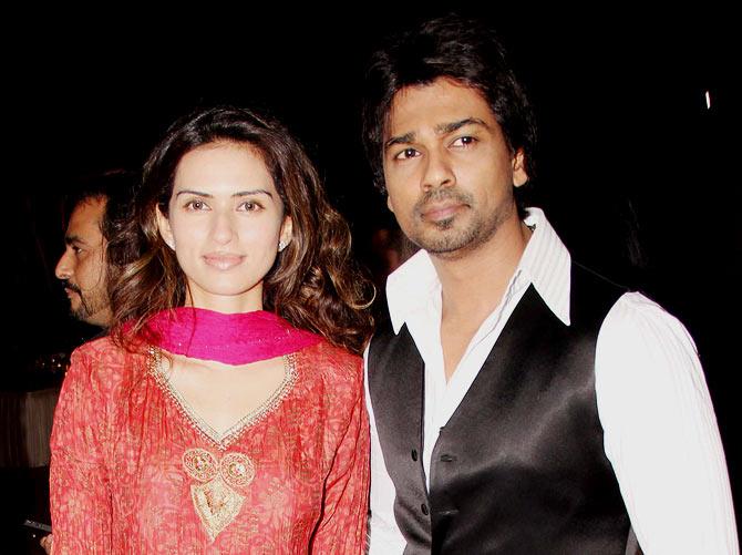 Nikhil Dwivedi and Gauri Pandit