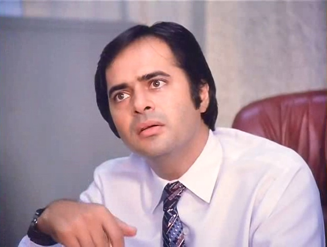 Farooque Sheikh in Kissi Se Na Kehna