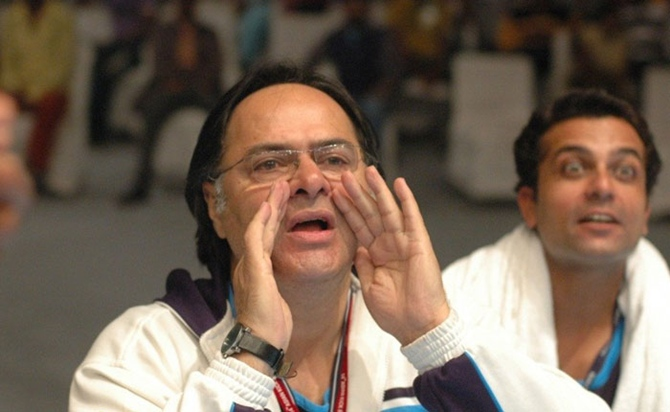 Farooque Sheikh in Lahore