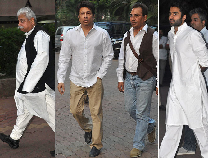 Atul Tiwari, Shekhar Suman, Jackky Bhagnani