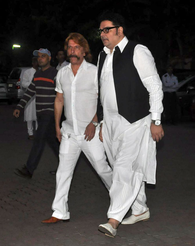 Razzaq Khan and Shehzaad Khan