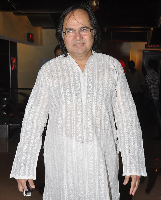 Farooque Sheikh, one of the finest actors of our time.