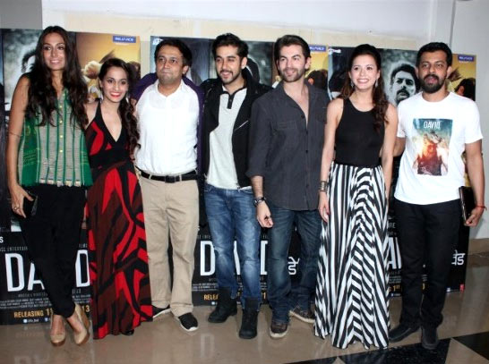 Monica Dogra, Shweta Pandit, Ajay and Vinay Virmani, Neil Nitin Mukesh, Isha Sharvani and Bejoy Nambiar